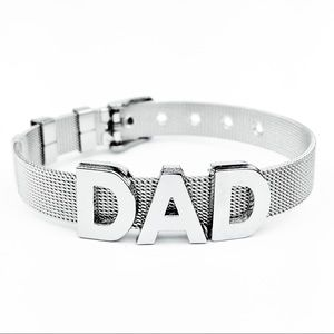 Jewelry - DAD. STYLE No.2 - SILVER